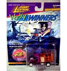 Johnny Lightning Tom Daniels Wacky Winners - Root Beer Wagon