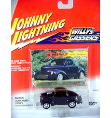 Johnny Lightning Willys Gassers - 1941 Wee Willy Willys Gasser