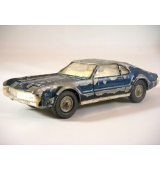 Global Diecast Direct Junkyard - Rare Corgi Oldsmobile Toronado