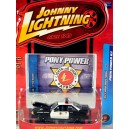 Johnny Lightning Ford Mustang County Police Patrol Car