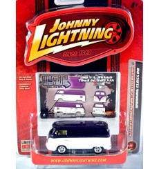 Johnny Lightning Working Class - 1962 VW Type-2 Delivery Van