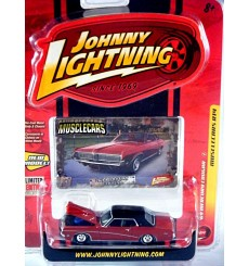 Johnny Lightning Muscle Cars Series - 1969 Mercury Cougar