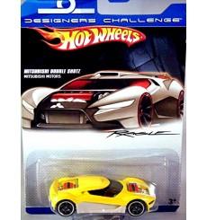 Hot Wheels Designer Challenge Mistubishi Double Shotz