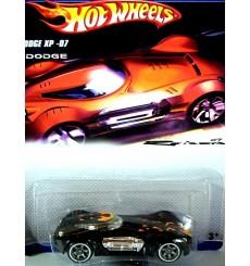 Hot Wheels Designer Challenge - Dodge XP-07