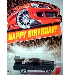 Hot Wheels Happy Birthday Series - Chevrolet El Camino Pickup Truck