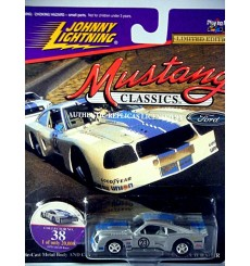Johnny Lightning 1975 Ford Mustang Cobra II SCCA Race Car