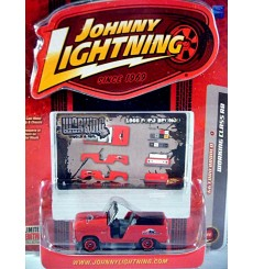 Johnny Lightning Working Class 1966 Ford Bronco