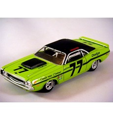 Greenlight Diorama Series - 1970 Dodge Challenger T/A Road Racer