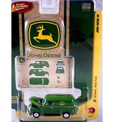 Johnny Lightning John Deere Series - 1950 Chevrolet Panel Van