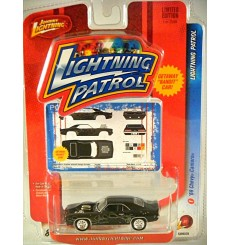 Johnny Lightning 1969 Chevrolet Camaro Getaway Car