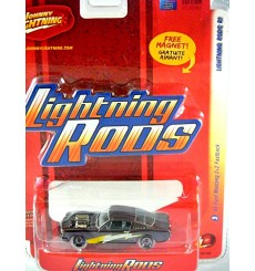Johnny Lightning Lightning Rods 1965 Ford Mustang Fastback 2+2