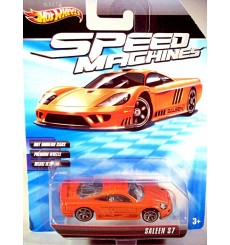 Hot Wheels Speed Machine Series - Sallen S7 Supercar