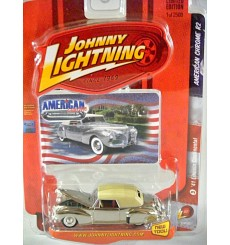 Johnny Lightning American Chrome 1941 Lincoln Continental