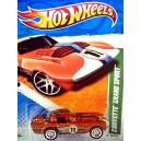 Hot Wheels Treasure Hunts - Chevrolet Corvette Grand Sport