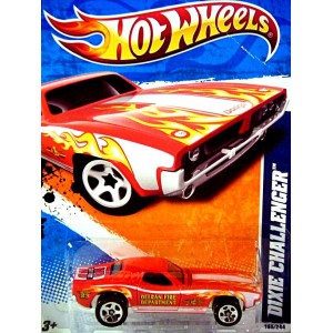 Hot Wheels   Dodge Challenger Muscle Car   Dixie Challenger