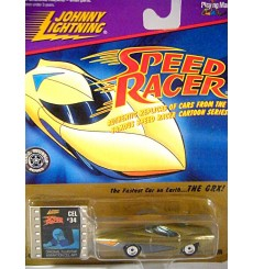 Johnny Lightning Speed Racer Collectors Edition - Speed Racer GRX