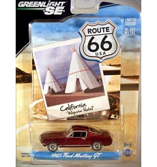 Greenlight Route 66 Series - 1965 Ford Mustang GT Fastback