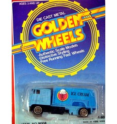 Golden Wheels - Cabover Ice Cream Truck