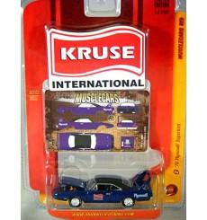 Johnny Lightning Musclecars Series - Kruse International 1970 Plymouth Superbird