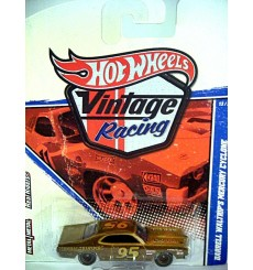 Hot Wheels Vintage Racing Series - Darrell Waltrip Mercury Cyclone NASCAR Stock Car
