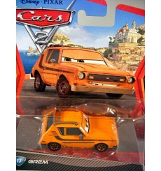 Disney Cars 2 Series - Grem - American Motors AMC Gremlin