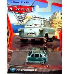 Disney Cars Series 2 - Professor Z - Trabant