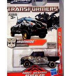 Hasbro Transformers Metal Heroes Series Ironhide GMC Pickup Truck