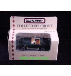 Matchbox Collectors Choice Chevrolet Corvette C3 Coupe