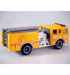 Matchbox Pierce Dash Fire Truck