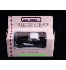 Matchbox Collectors Choice 1962 Chevrolet Corvette