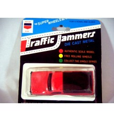 Traffic Jammers - Fire Department Pickup Truck with Cap