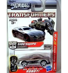 Hasbro Transformers Series - Sideswipe - Chevrolet Corvette Concept