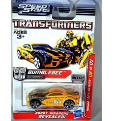 Hasbro Transformers Revealers Series BumbleBee Chevrolet Camaro SS