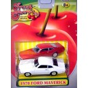 Fresh Cherries 1970 Ford Maverick