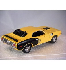 Matchbox Collectibles Muscle Car Series 1 - 1971 Plymouth Cuda 440 6-Pack