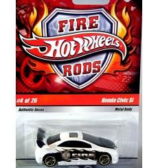 Hot Wheels Fire Rods - Honda Civic Si