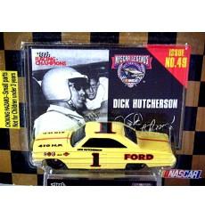 Racing Champions NASCAR Legends - Dick Hutcherson 1964 Ford Galaxie Stock Car
