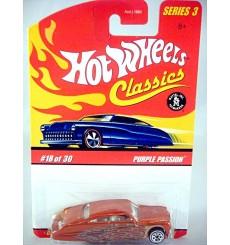 Hot Wheels Classics - Purple Passion Lead Sled Custom Mercury