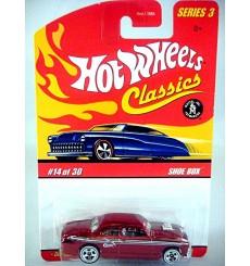 Hot Wheels Classics 1950's Shoebox Ford Hot Rod