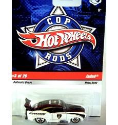 Hot Wheels Cop Rods Ford Henry J Gasser Police Car