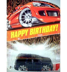 Hot Wheels Happy Birthday Series - Cadillac Escalade SUV
