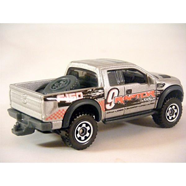matchbox ford f 150 raptor off road race truck global. Black Bedroom Furniture Sets. Home Design Ideas