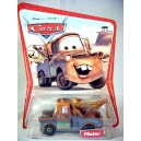 Disney Cars - Series 1- First Mater Chevy Tow Truck issued