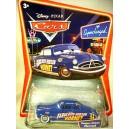 Disney Cars - Series 1- Doc Hudson - NASCAR - Fabulous Hudson Hornet