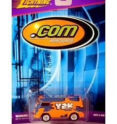 Johnny Lightning VW - Volkswagen Van Y2K - Sawblade Wheels