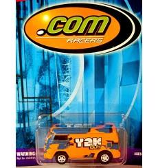 Johnny Lightning VW - Volkswagen Van Y2K - Cragar Wheels