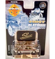Racing Champions Mint Platinum Series - 1968 Pontiac Firebird - error package