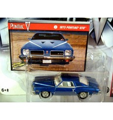 Johnny Lightning High Performance Pontiac - 1973 Pontiac GTO