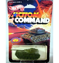 Hot Wheels Action Command - Big Bertha Tank