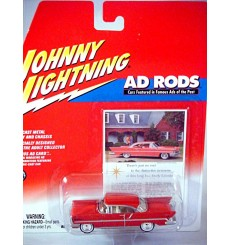 Johnny Lightning Ad Rods - 1957 Lincoln Premiere